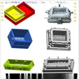 PP塑胶冷冻箱模具 PP塑胶水果筐模具