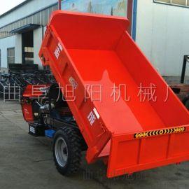 工厂直销柴油三轮车工程施工沙土运输车