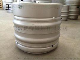 厂家直销欧标30L不锈钢扎啤桶
