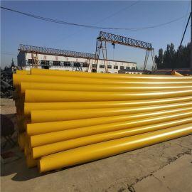 莆田 鑫龙日升 硬质聚氨酯保温管DN500/529钢套钢蒸汽保温钢管