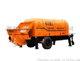 柴油动力型混凝土输送泵