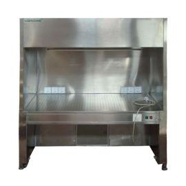 工厂定制  垂直型洁净工作台 不锈钢无尘室操作台