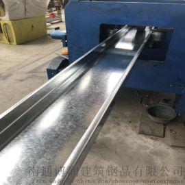 鋼結構專用C型鋼 鍍鋅C型鋼 鋼結構檁條