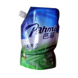 精做洗衣液自立袋,洗衣液吸嘴包装袋 ,玻璃水自立包装袋