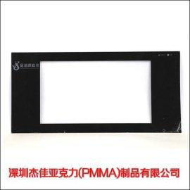 厂家定做 有机玻璃镜片 深圳透明玻璃镜片 亚克力视窗面板