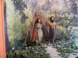 专业画师供应全国展馆墙壁装饰画绘制