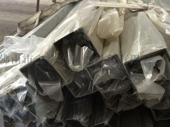 绥化市工业流体管, 304不锈钢拉丝管, 304不锈钢方通