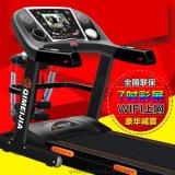 奇美嘉629A家用多功能電動跑步機超靜音可摺疊WIFI彩屏
