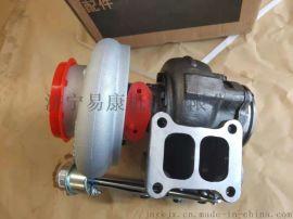 300-7挖掘机 6D114发动机 原装增压器