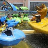 童星游乐款激战鲨鱼岛公园新型游乐设备厂家经营