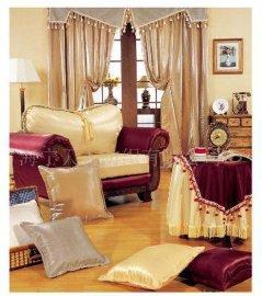 窗帘布,沙发布及成品