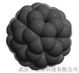 富勒烯C60 高含量99.9纯度保证 实验专用