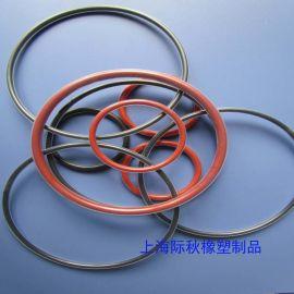 耐化学腐蚀耐高温包全氟O型圈PTFE 氟胶 硅胶