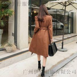 苏力沧州 服装尾货批发市场在那里 伊曼服饰品牌折扣女装尾货
