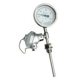 一体化双金属温度计 新型温度仪表