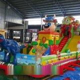 鄭州廠家直銷大型多造型充氣城堡 戶外兒童充氣滑梯