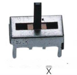 铁壳直滑式电位器(C1001G-A)