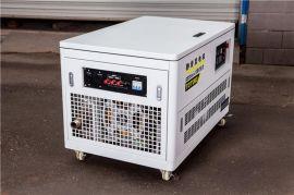 12千瓦汽油发电机广播台用价格