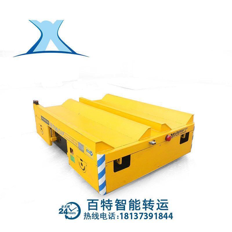 无人卷筒运输物料小车 智能运送无轨遥控工程车 货架转运平板车
