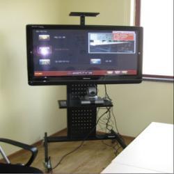 液晶电视移动支架(6810)