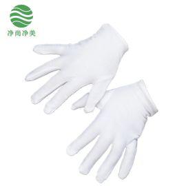 純棉手套 白色作业 礼仪盘珠劳保全棉手套厂家直销