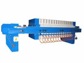 山东景津板框压滤机 隔膜压滤机 自动压滤机