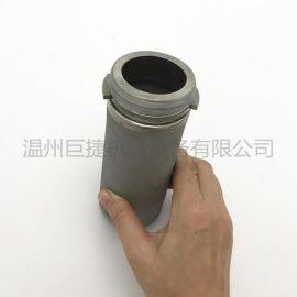 酒厂专业卫生级钛棒过滤器-除菌过滤器