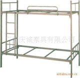 鐵牀定做,上下鋪鐵架牀,廣州公寓牀.鐵牀架
