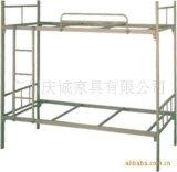 铁床定做,上下铺铁架床,广州公寓床.铁床架
