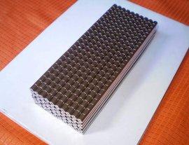 大小孔磁铁 饰品磁铁 磁扣
