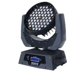 LED摇头调焦54颗帕灯,LED摇头灯,调焦帕灯,弘兴灯光,婚庆灯光,