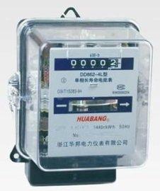 DD862-4L型单相电能表