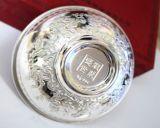 国内最专业的银碗银餐具定制