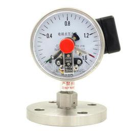矿用耐震压力表 YB-100MF不锈钢耐震压力表