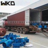 赣州供应螺旋溜槽 2m玻璃钢螺旋溜槽 溜槽型号