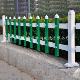 组装草坪护栏,组装塑钢护栏栅栏,pvc草坪护栏现货