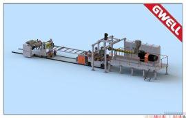 免结晶干燥PET/PL**材排气式挤出生产线