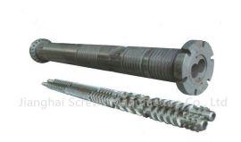 舟山江海螺杆定加工吹膜机机筒料筒螺杆