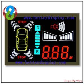 车载行业专用屏  LCD液晶显示屏 VA全透屏