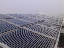 """尽太阳之""""能""""水木太阳能采暖工程"""