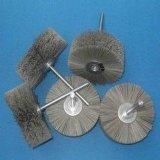 刀具廠拋光刷 去毛刺毛刷 角磨機毛刷輪毛刷盤
