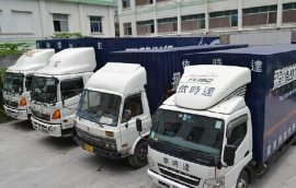 中港拖车(集装箱柜子)服务