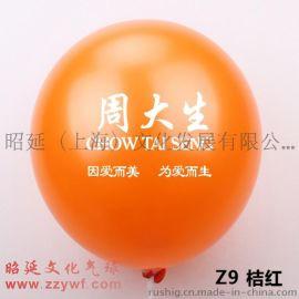 魔术气球 长条气球 异形广告气球印字 定做广告气球