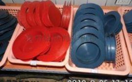 钢管塑料盖帽 塑料盖子 圆形管盖子