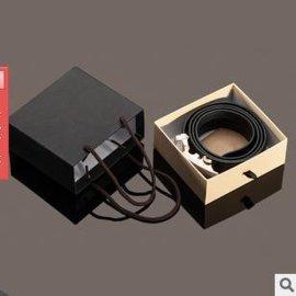 简易皮带/领带包装盒 礼品盒