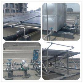 常州家悦商务酒店太阳能空气能热水工程