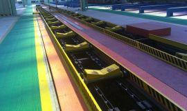 预应力混凝土管桩电杆生产线 开、合模自动化链条机输送设备