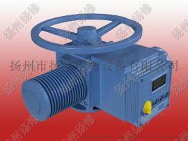 供应扬州扬修智能型F-2SA3012多回转电动执行器 智能电动执行器厂家阀门电动装置