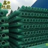 河北旭能可定做玻璃鋼電纜管道河北生產廠家玻璃鋼夾砂工藝電纜管