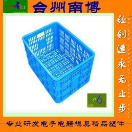 台州黄岩南博周转箱模具制造